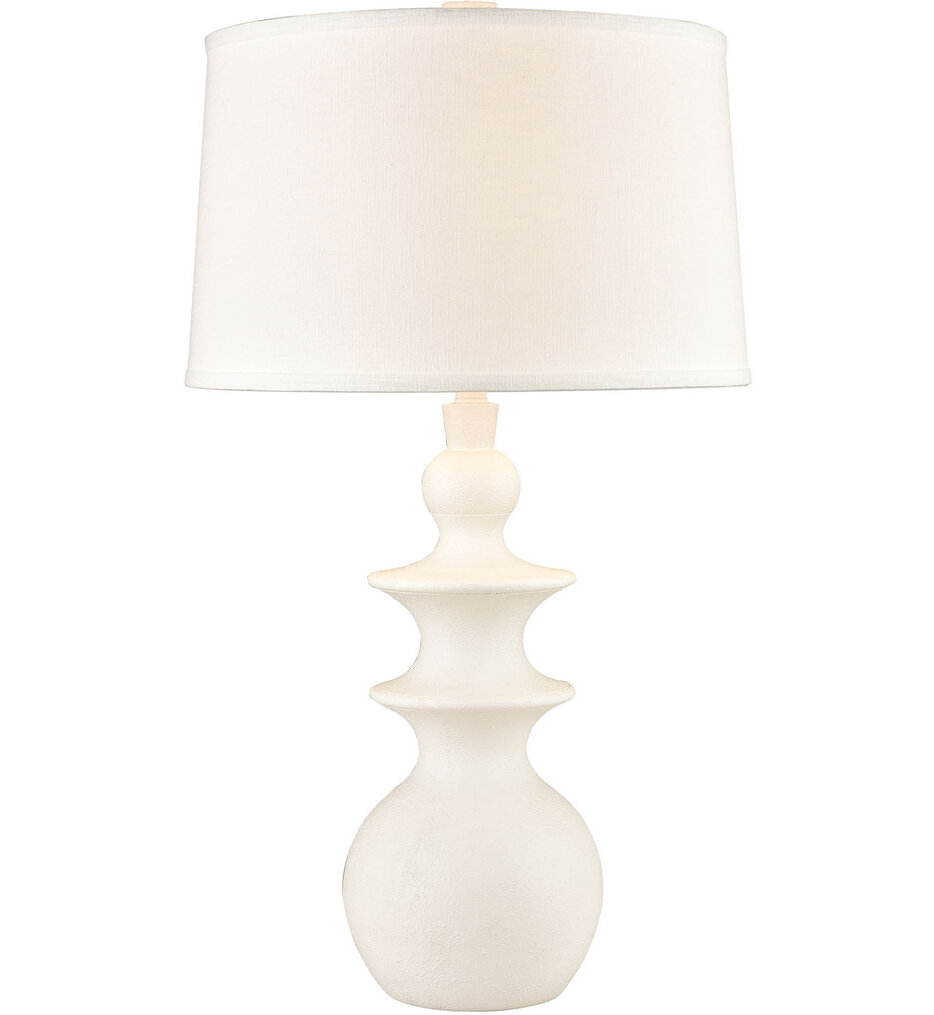 """Depiction 32"""" Table Lamp"""