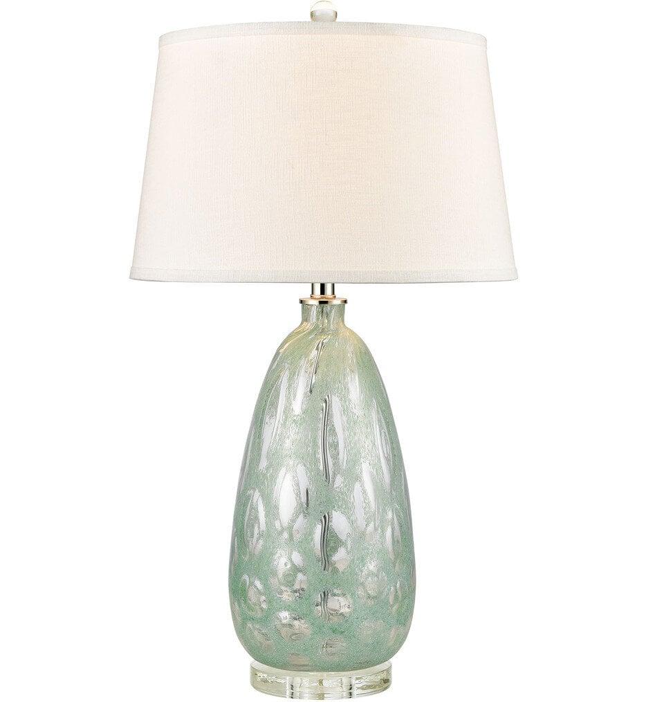 "Bayside Blues 29"" Table Lamp"