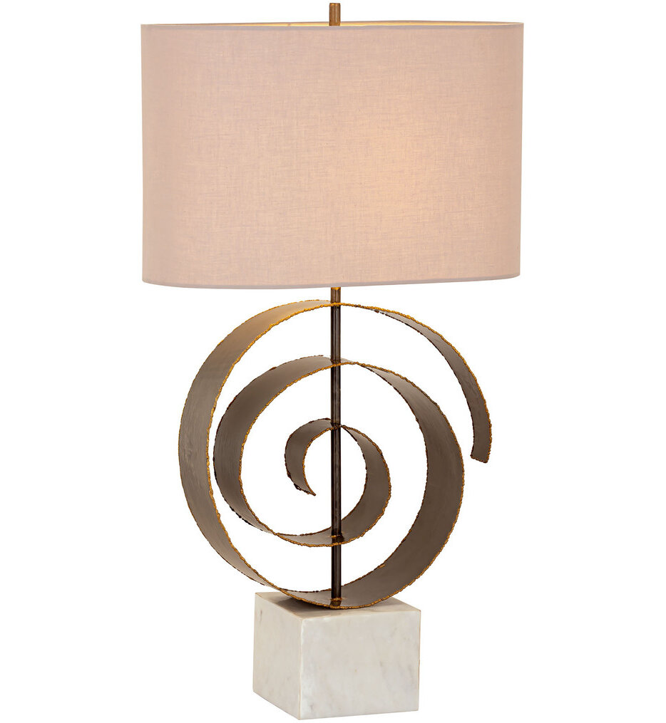 """Imari 35"""" Table Lamp"""