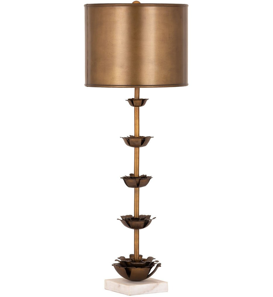 """Abrie 28"""" Table Lamp"""