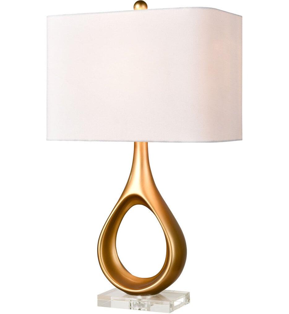 """Mercurial 29"""" Table Lamp"""