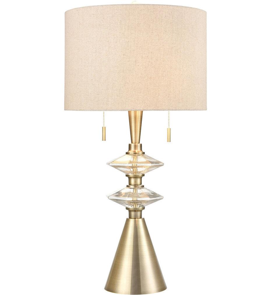 "Annetta 33"" Table Lamp"