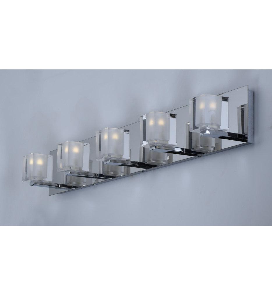 "Blocs 35.5"" Bath Vanity Light"