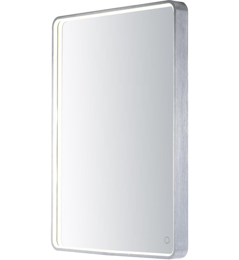 "Rectangular 31.5"" Bathroom Mirror"