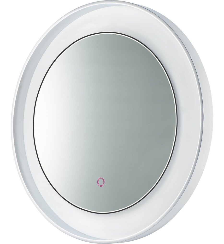 "Floating 23.5"" Bathroom Mirror"