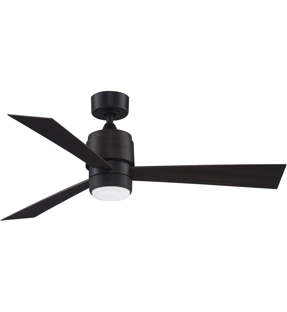 """Zonix Wet Custom 52"""" Indoor/Outdoor Ceiling Fan"""