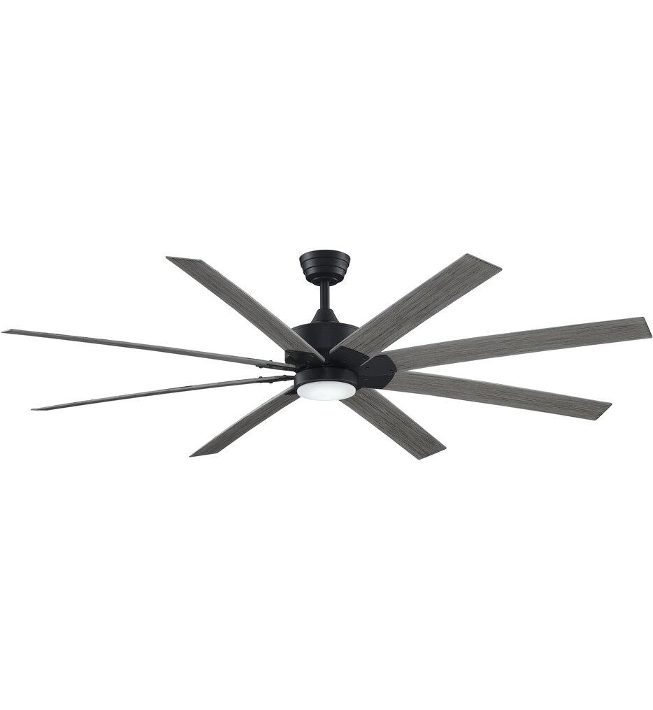 """Levon Custom 72"""" Indoor/Outdoor Ceiling Fan"""