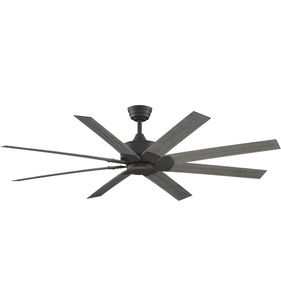 """Levon Custom 64"""" Indoor/Outdoor Ceiling Fan"""