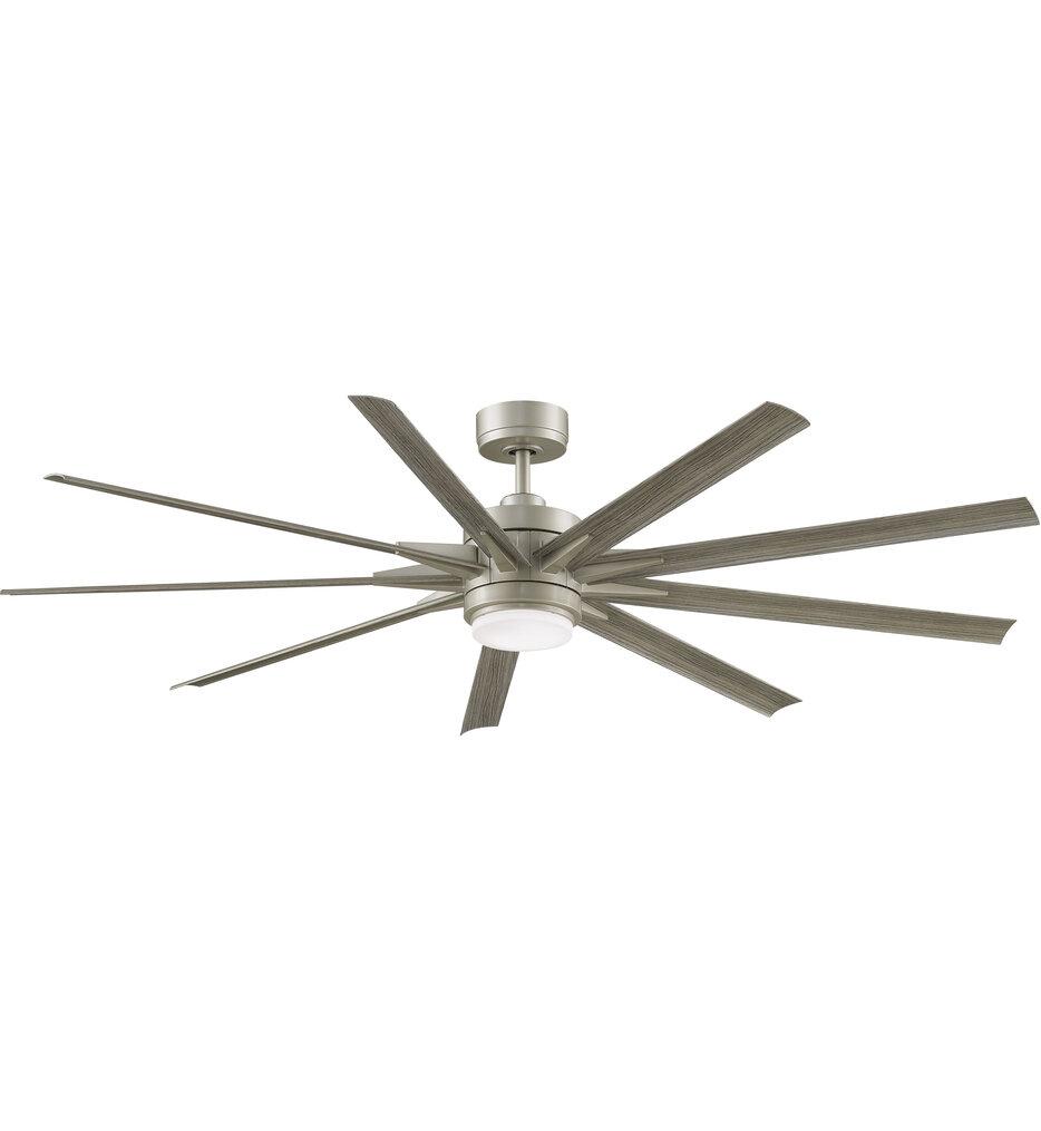 """Odyn Custom 72"""" Indoor/Outdoor Ceiling Fan"""