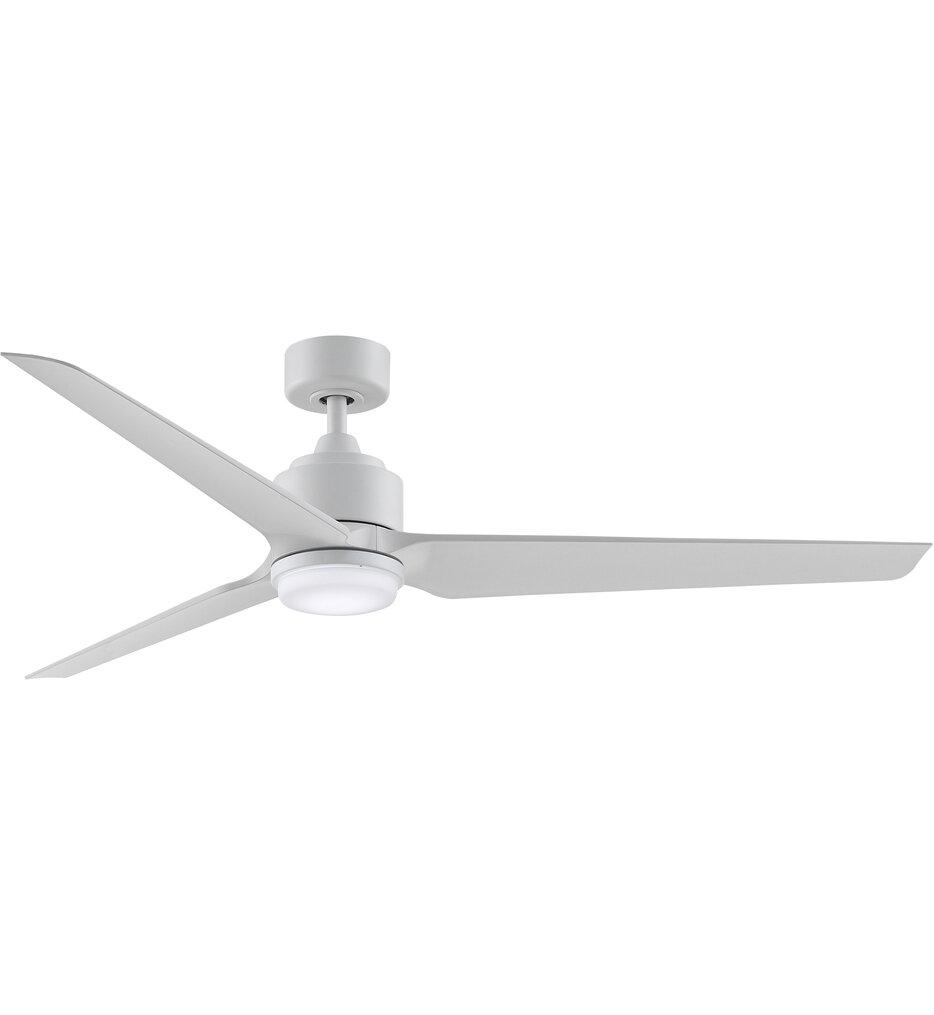 """TriAire Custom 64"""" Indoor/Outdoor Ceiling Fan"""