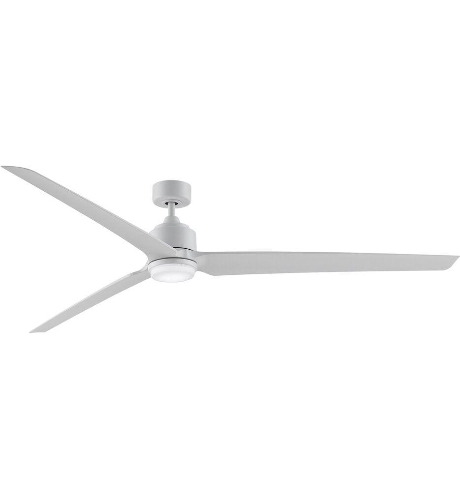 """TriAire Custom 84"""" Indoor/Outdoor Ceiling Fan"""