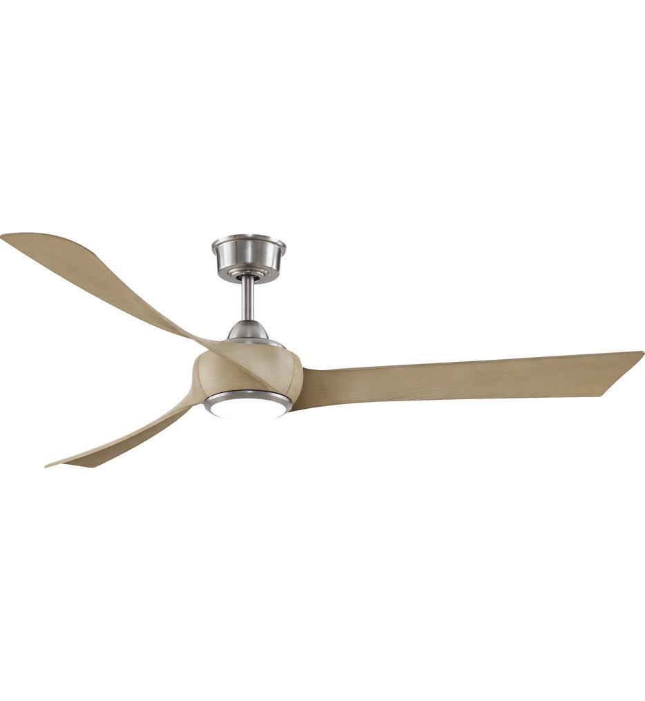 """Wrap Custom 64"""" Indoor/Outdoor Ceiling Fan"""