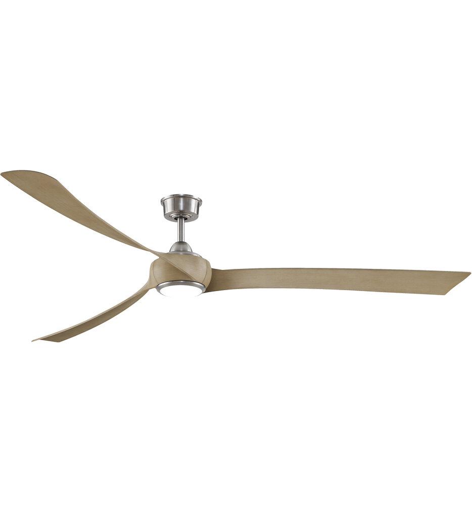 """Wrap Custom 84"""" Indoor/Outdoor Ceiling Fan"""