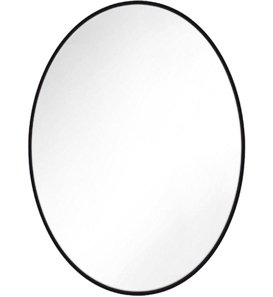 Kit Oval Mirror