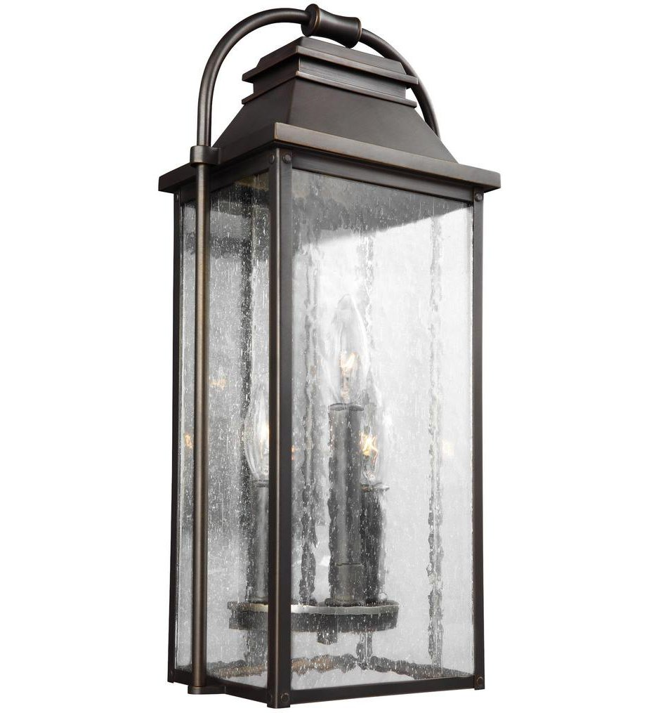 """Wellsworth 18.25"""" Outdoor Wall Sconce"""