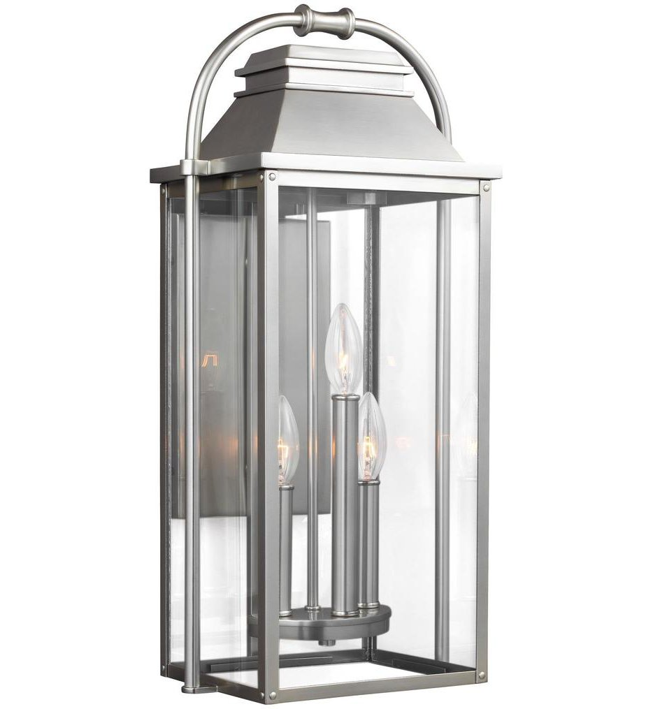 """Wellsworth 22.75"""" Outdoor Wall Sconce"""