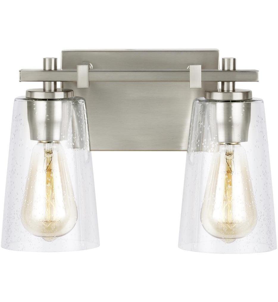 """Mercer 12.5"""" Bath Vanity Light"""