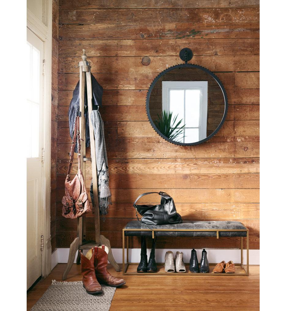 Cru Bronze Large Mirror