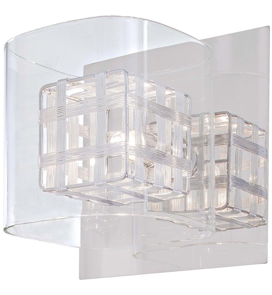 "Jewel Box 6.25"" Wall Sconce"