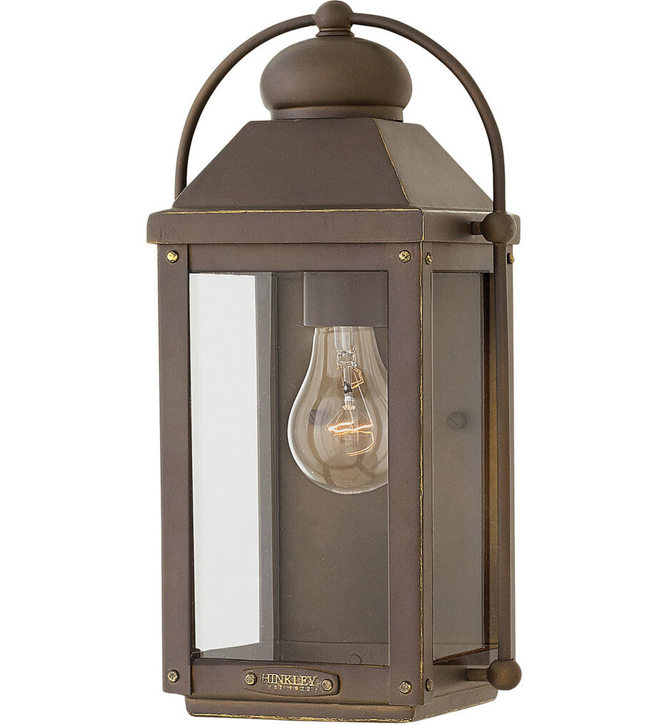 """Anchorage 13"""" Outdoor Wall Light"""