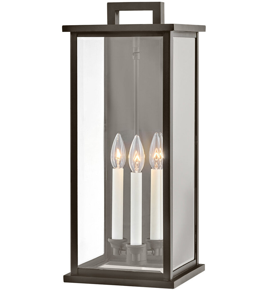 """Weymouth 22"""" Outdoor Wall Sconce"""