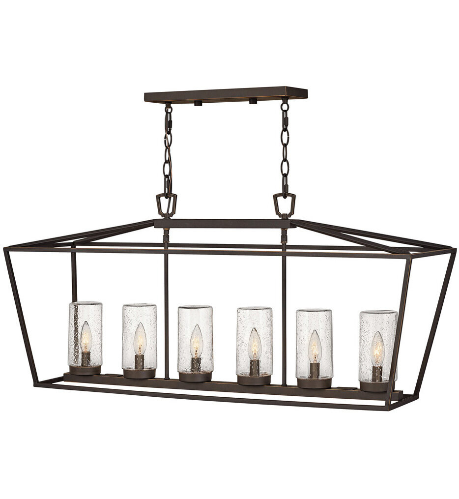 """Alford Place 40"""" Outdoor Pendant"""