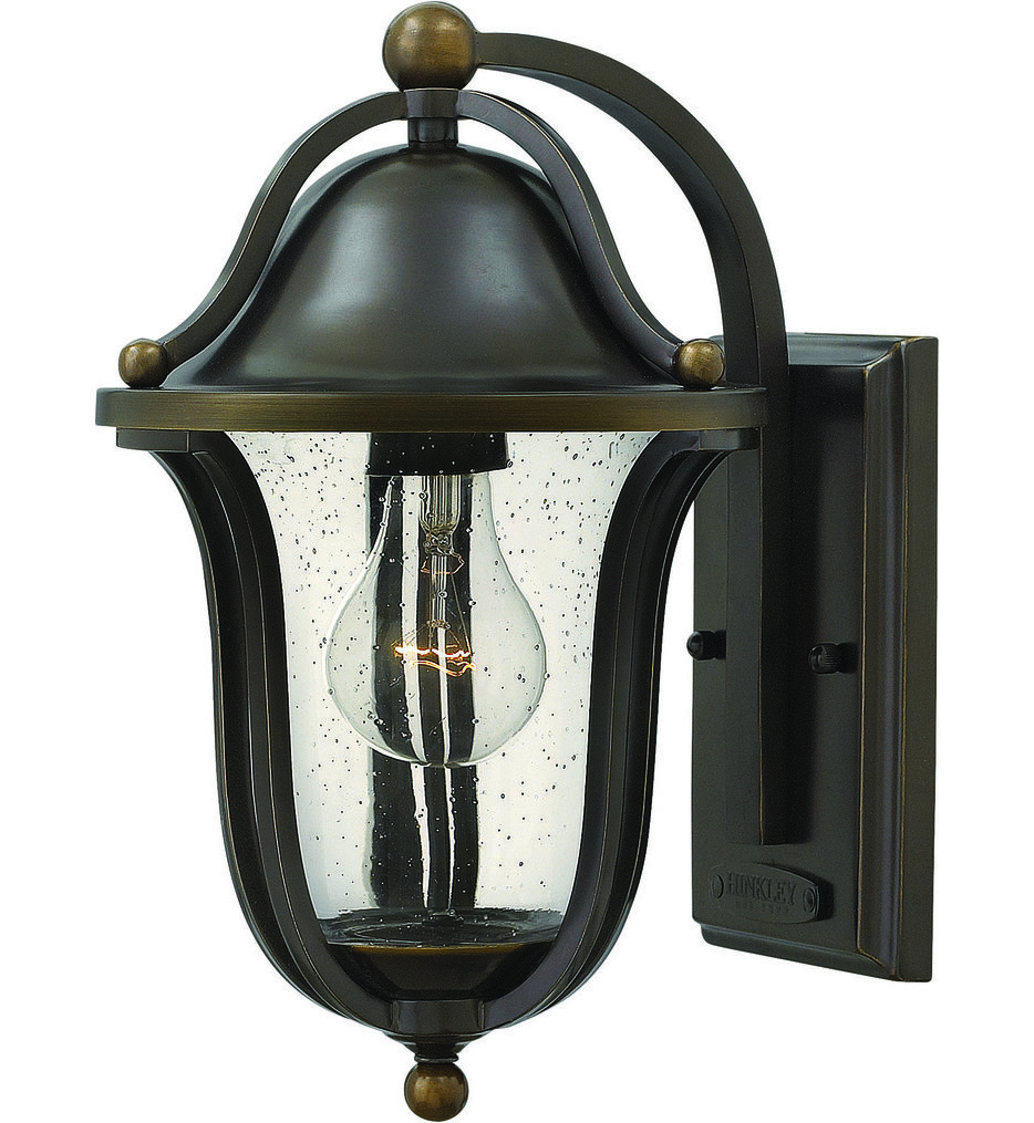 """Bolla 12.25"""" Outdoor Wall Sconce"""