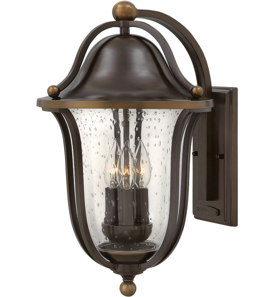 """Bolla 18.75"""" Outdoor Wall Sconce"""