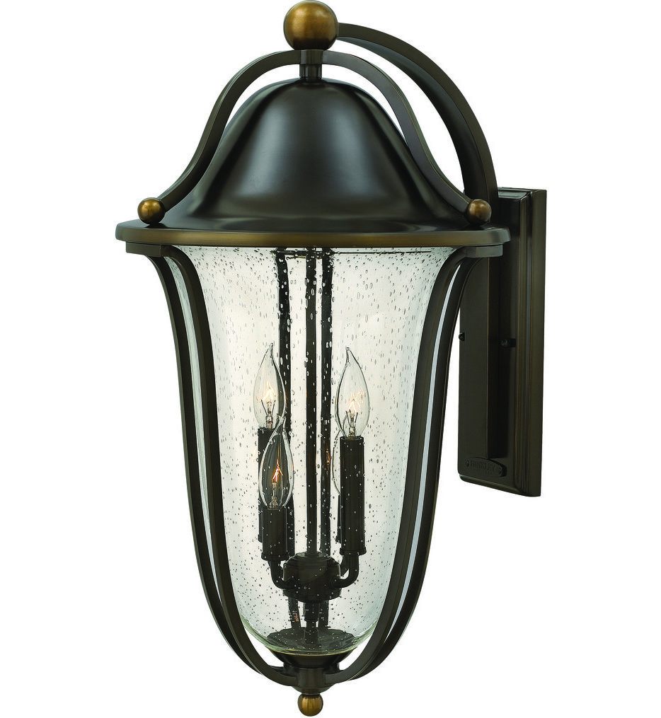 """Bolla 26"""" Outdoor Wall Sconce"""