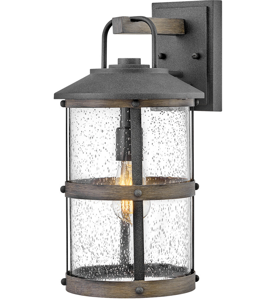 """Lakehouse 9"""" Outdoor Wall Sconce"""