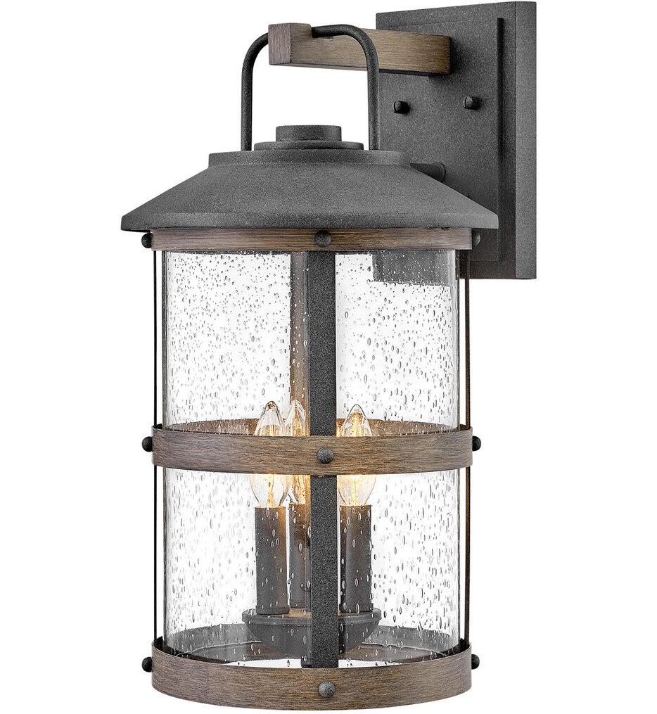"""Lakehouse 19.75"""" Outdoor Wall Light"""