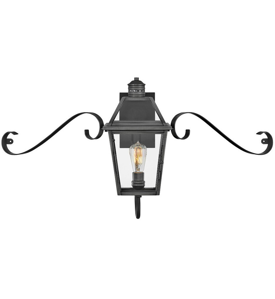 """Nouvelle 18.5"""" Outdoor Wall Sconce"""