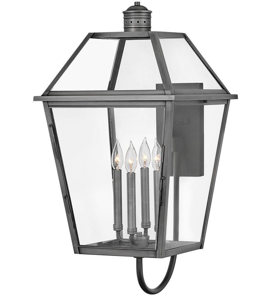 """Nouvelle 30.5"""" Outdoor Wall Sconce"""