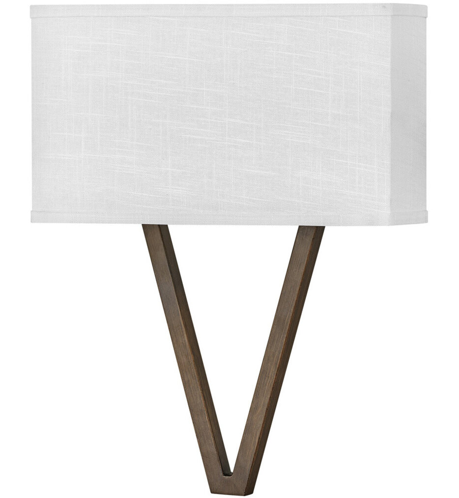 """Vector 18.5"""" Wall Sconce"""