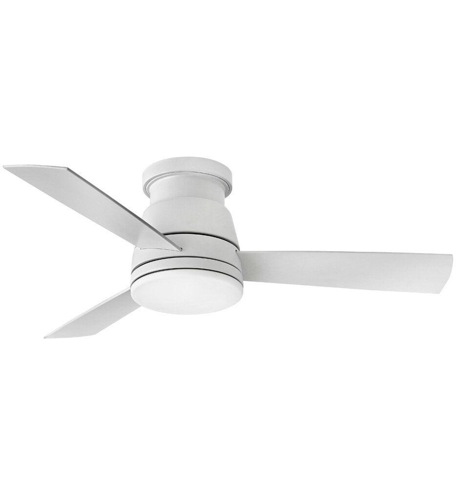 """Trey 44"""" Flush Mount Fan"""