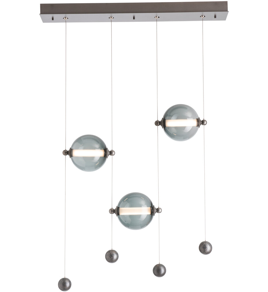 Abacus 3 Light Pendant