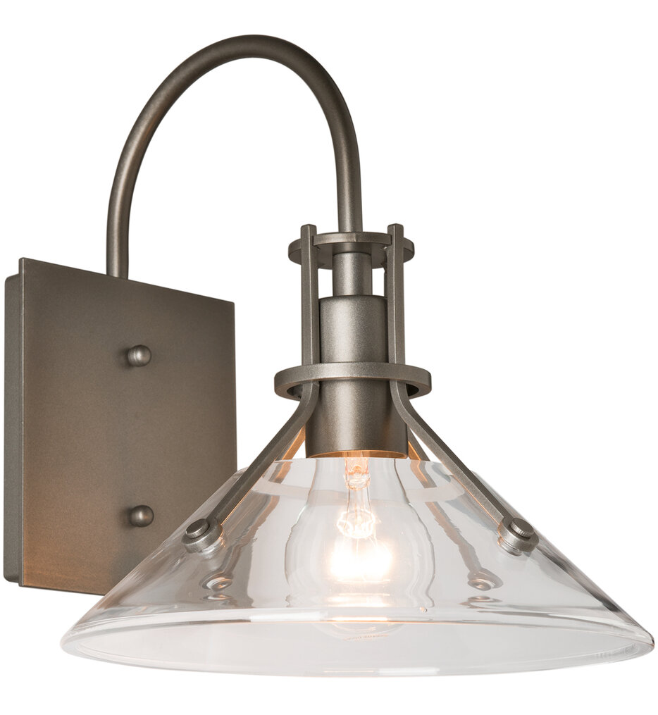 """Henry 10.5"""" Outdoor Sconce"""