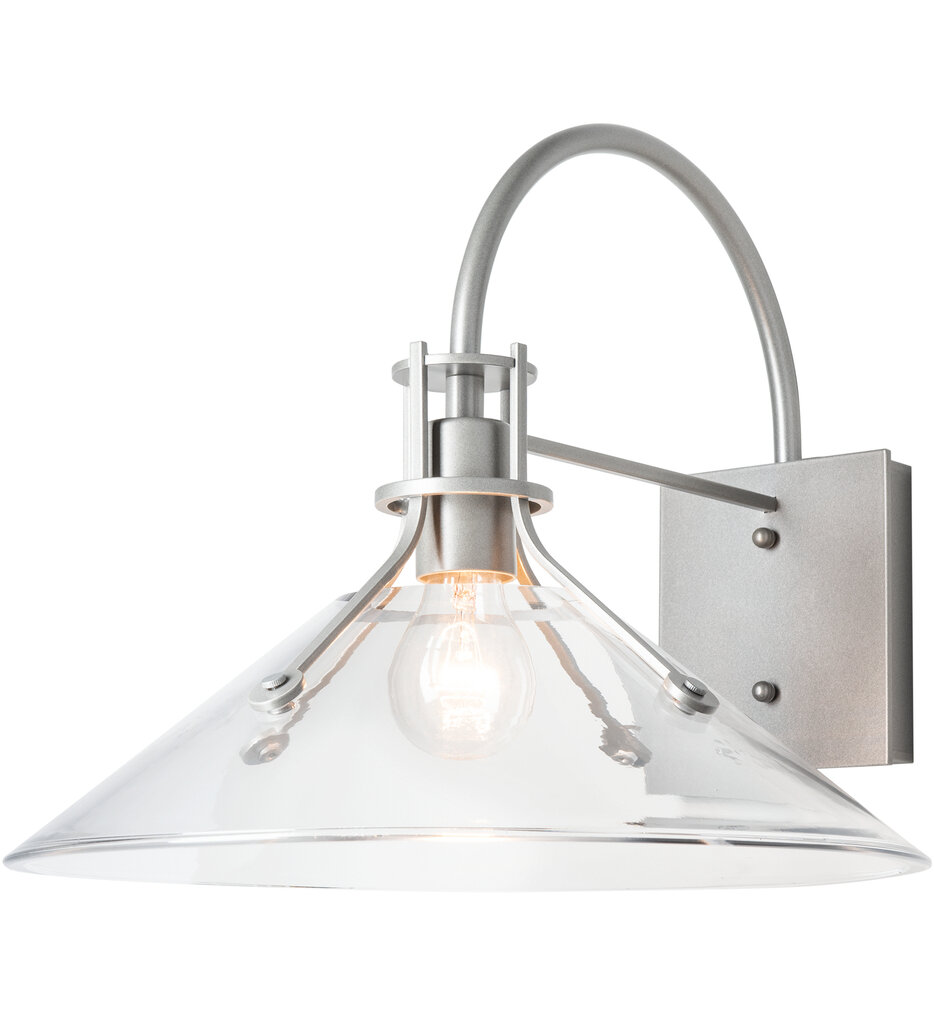 """Henry 12.9"""" Outdoor Sconce"""