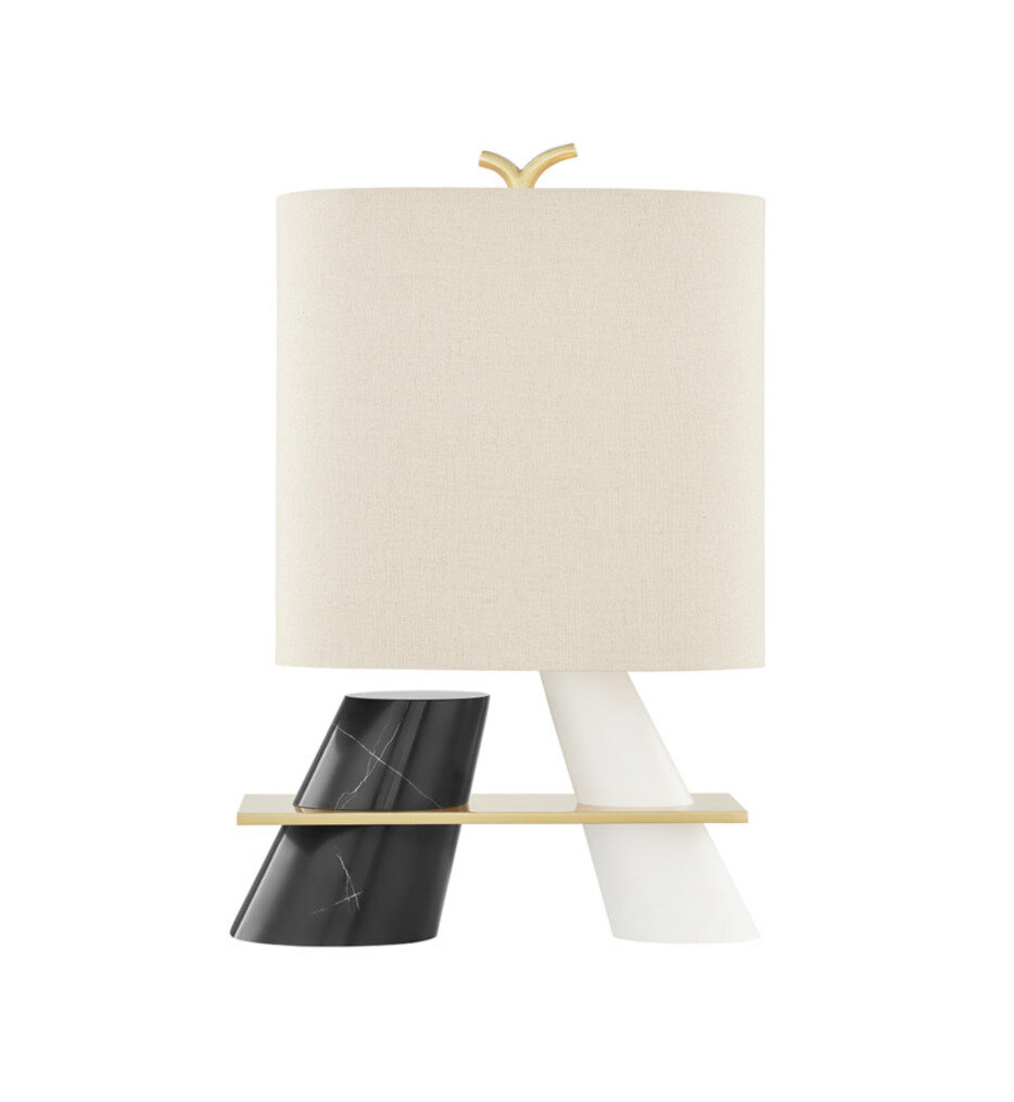 "Traverse 20"" Table Lamp"