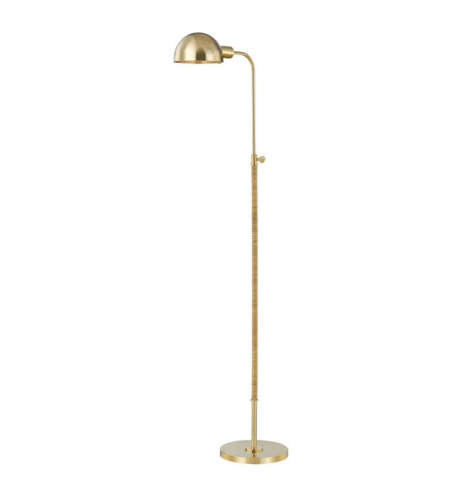 """Devon 50.625"""" Floor Lamp"""