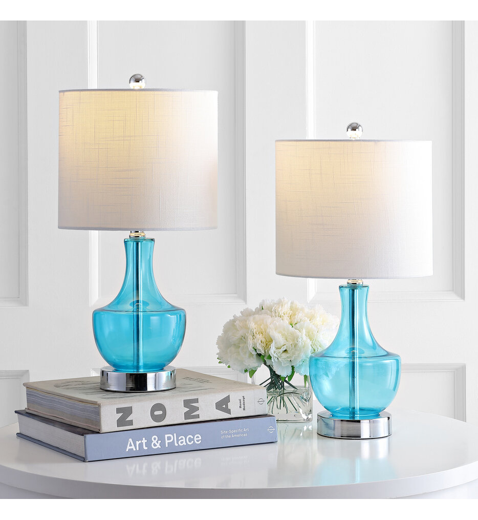 """Colette 20"""" Table Lamp (Set of 2)"""