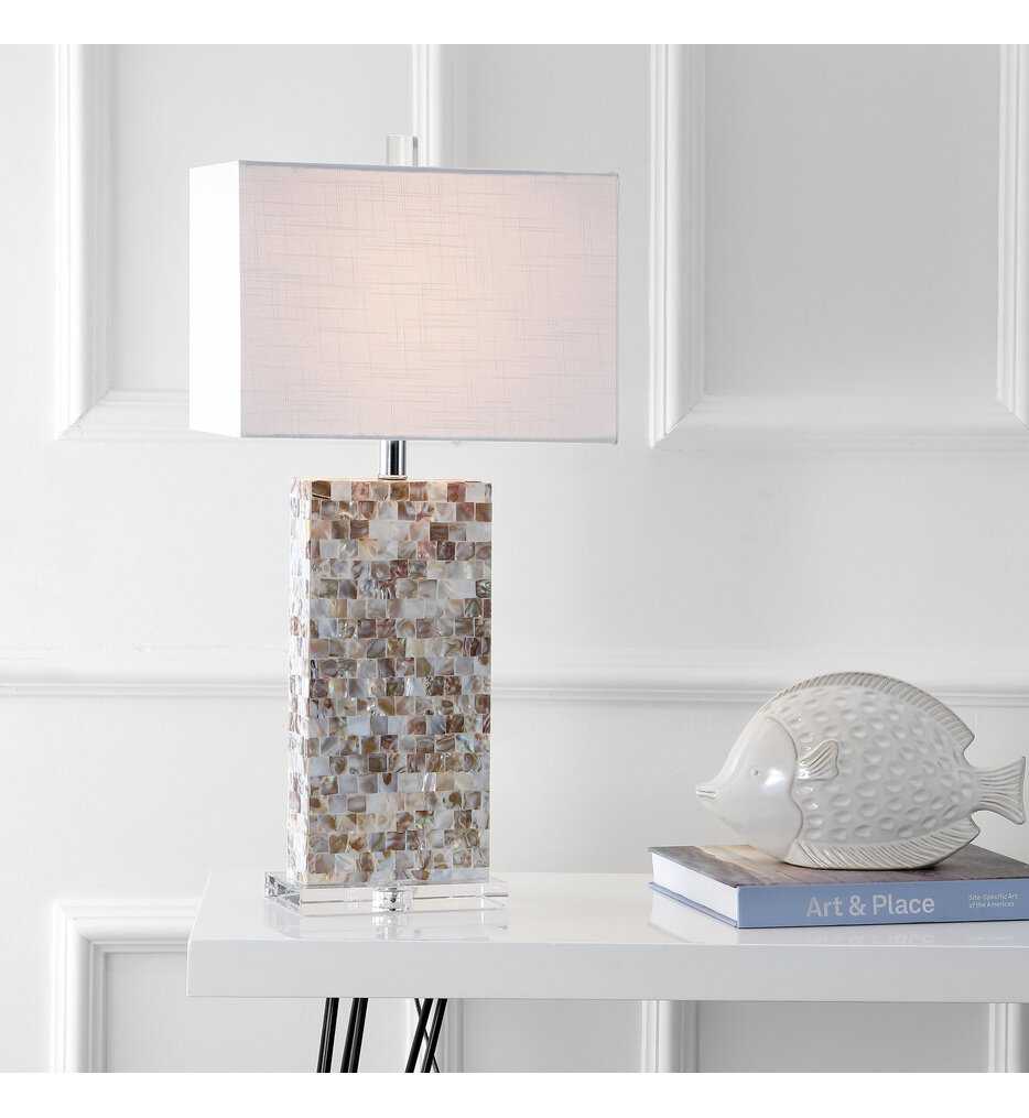 """Cannon 29"""" Table Lamp"""