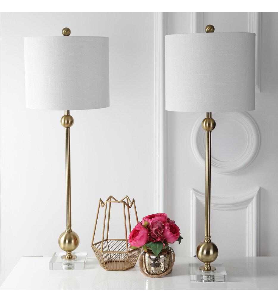"""Hollis 34.75"""" Table Lamp (Set of 2)"""