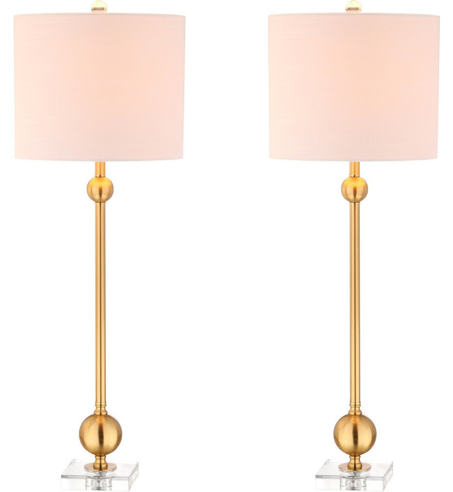 "Hollis 34.75"" Table Lamp (Set of 2)"