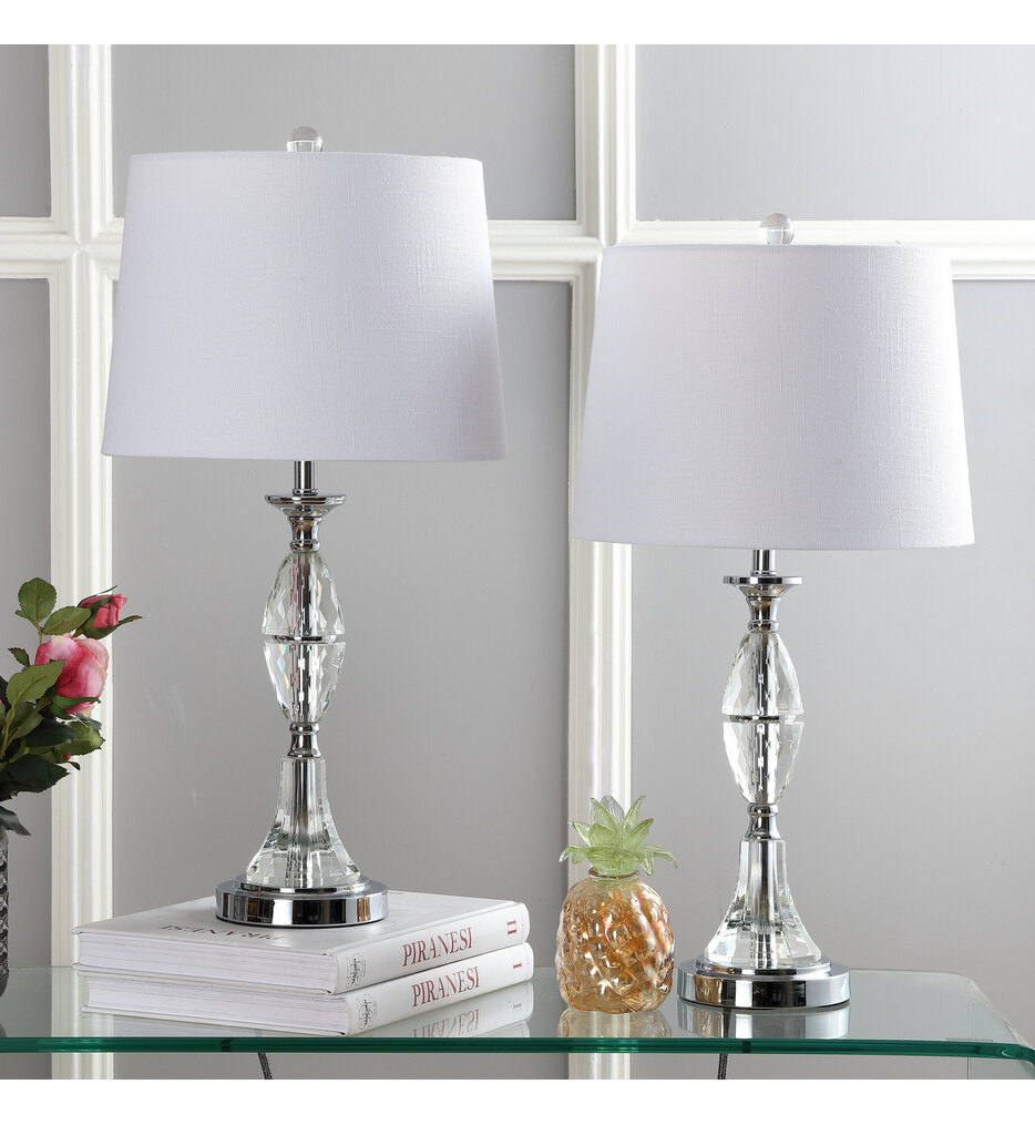 "Reid 25.5"" Table Lamp (Set of 2)"