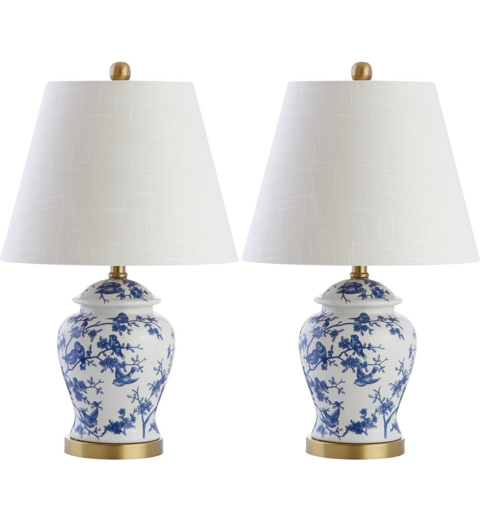 "Penelope 22"" Table Lamp (Set of 2)"