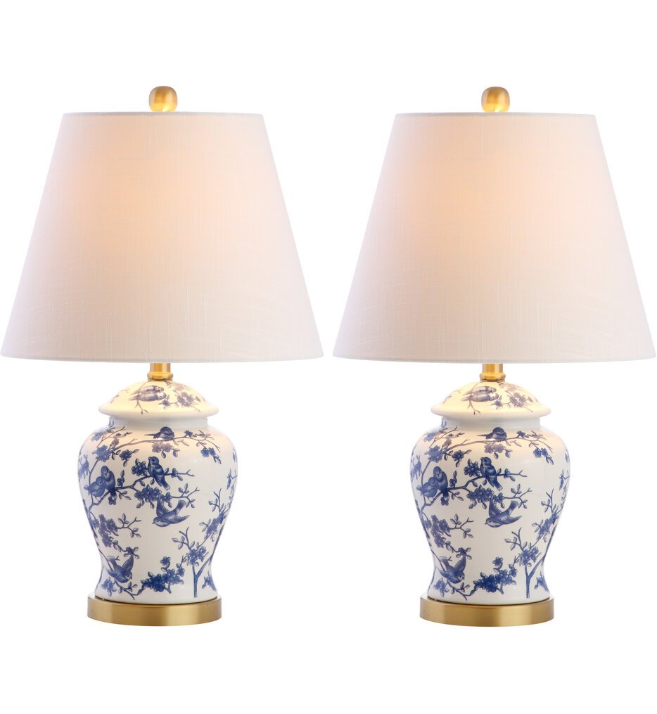 "Penelope 22"" Table Lamp (Set of 2)"