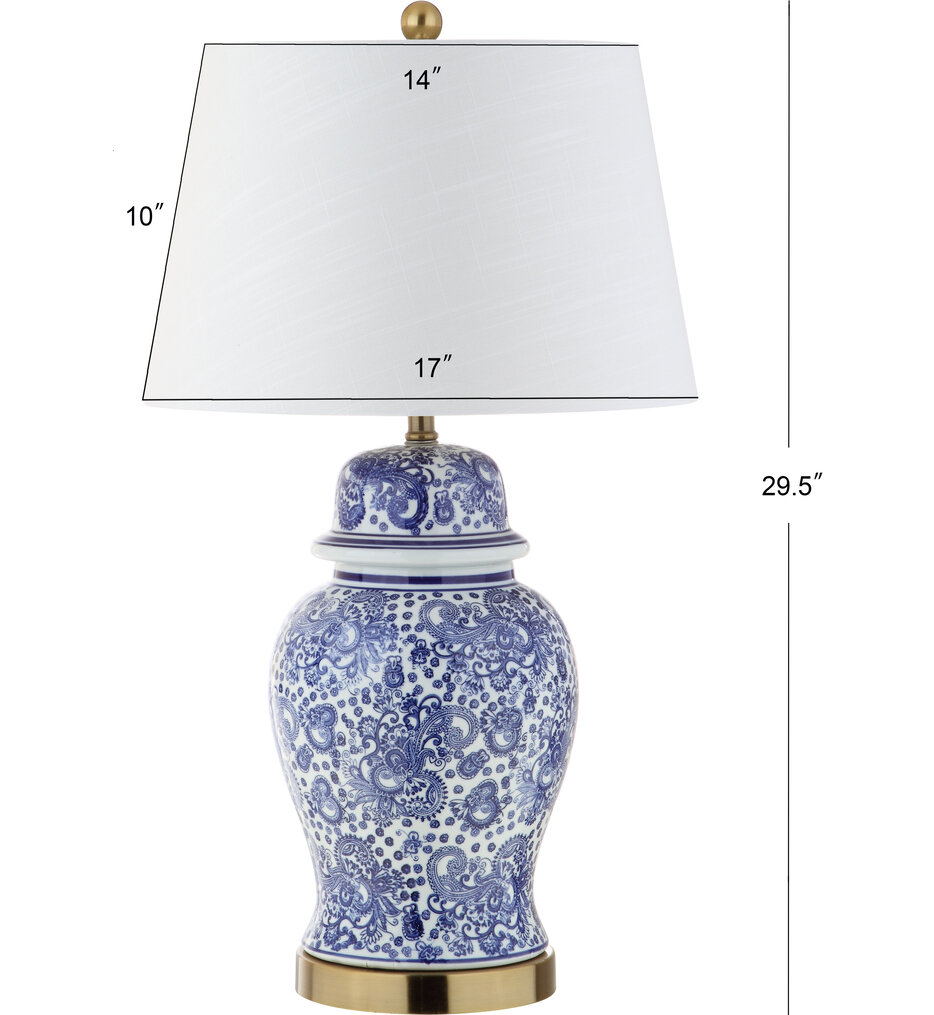 """Ellis 29.5"""" Table Lamp"""