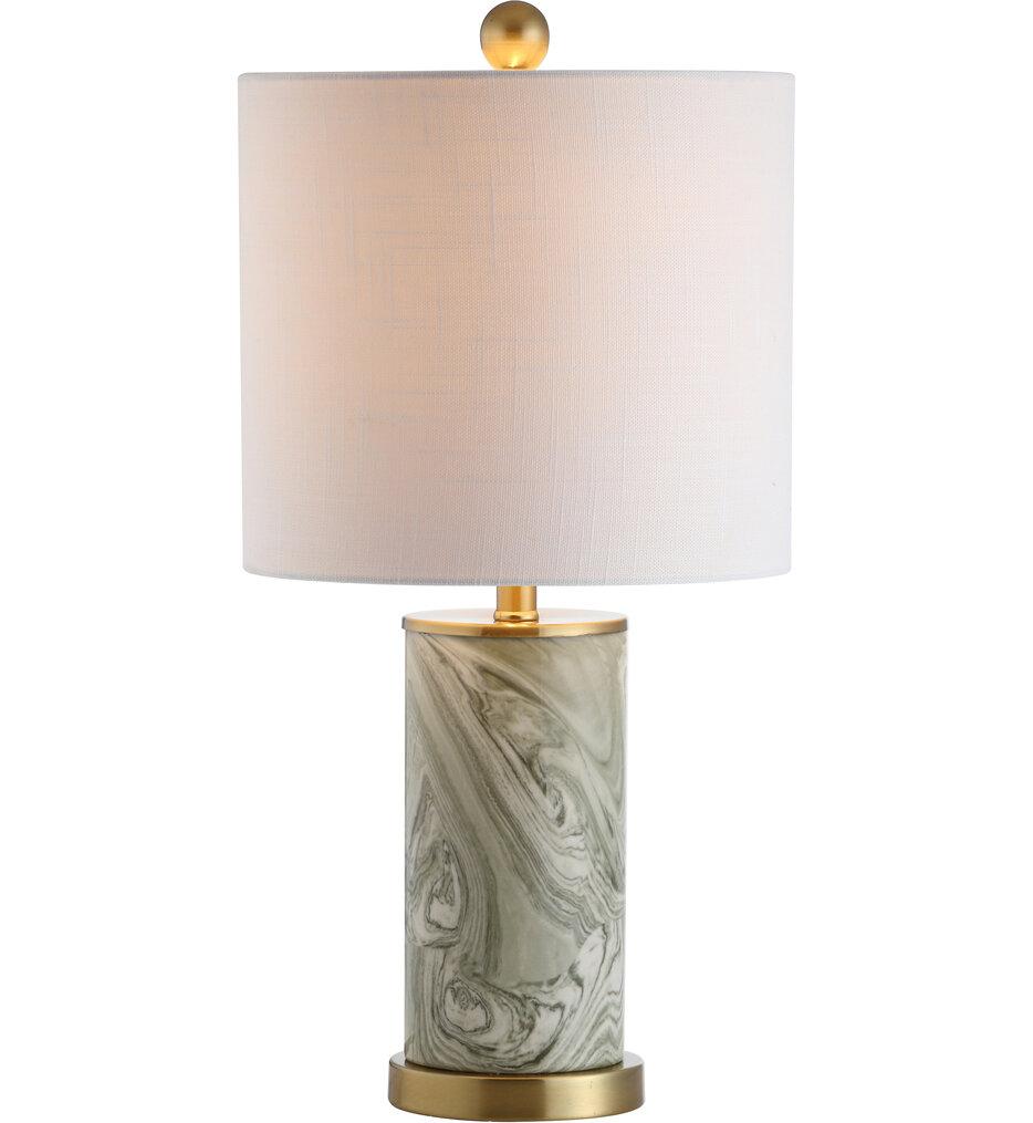 "Swirl 20.5"" Table Lamp"