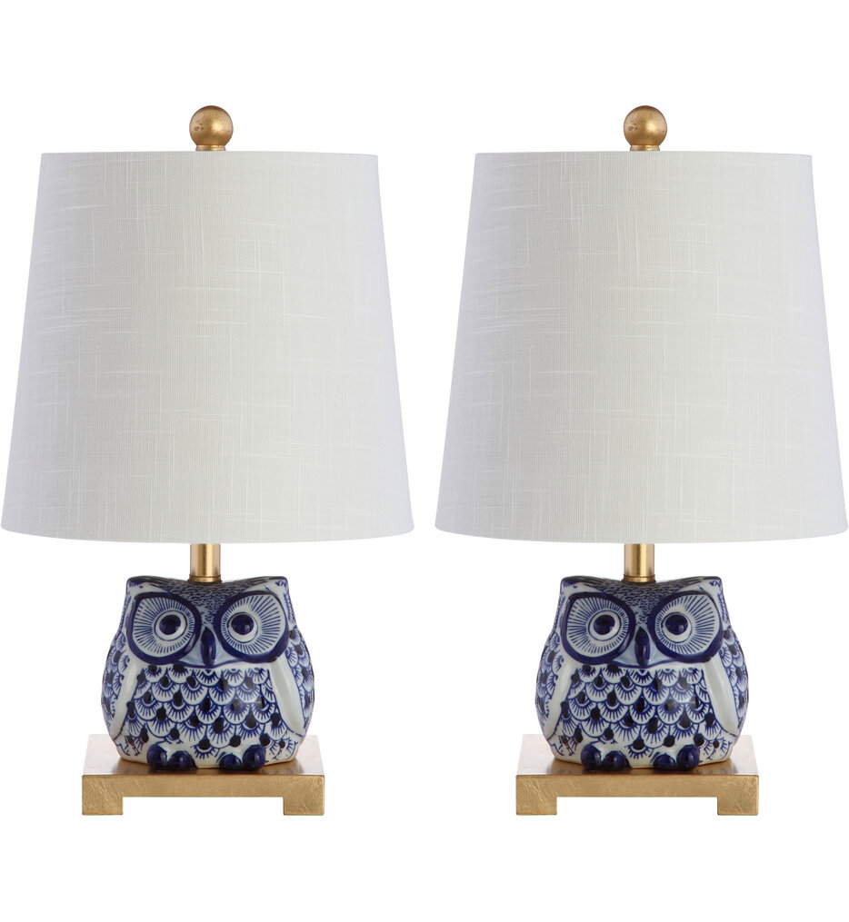 "Justina 16"" Table Lamp (Set of 2)"